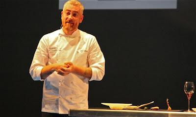 Alex Atala. Gastronomika 2012. Blog Esteban Capdevila