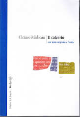"Traduction italienne du ""Calvaire"", Graphis, 2011"