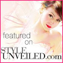 We were featured on Style Unveiled