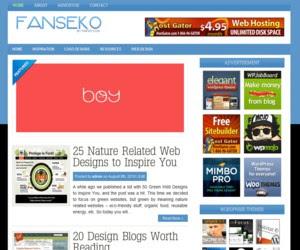 Fanseko WordPress Theme