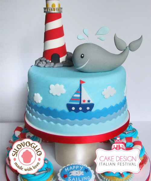 Nautical Cake Decorations In Redcliffe
