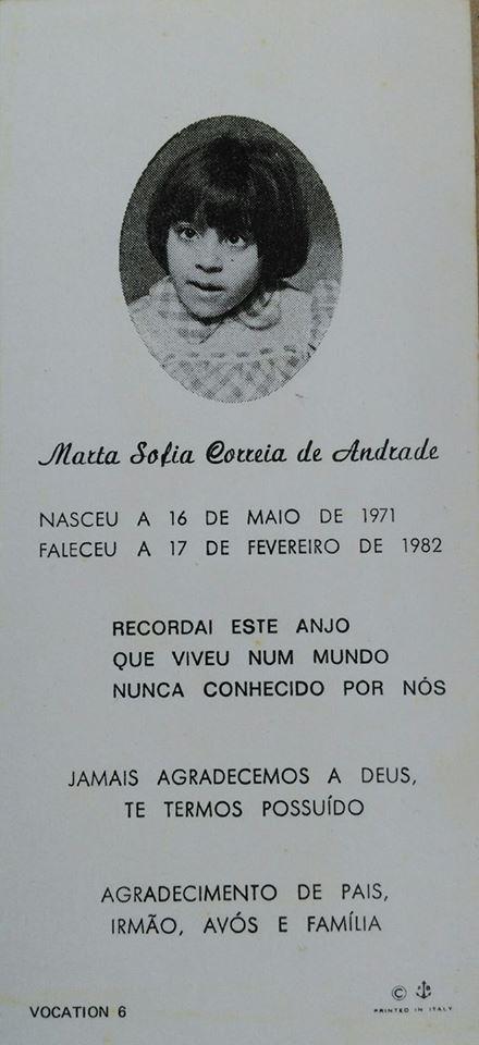 MINHA FILHA.