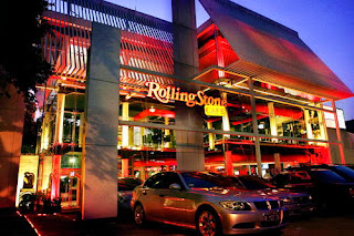 Rolling Stone Cafe