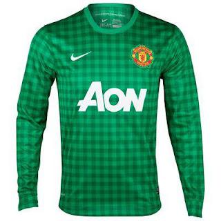 Kostum (Jersey) Terbaru Manchester United