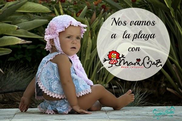 Maricruz moda infantil baño