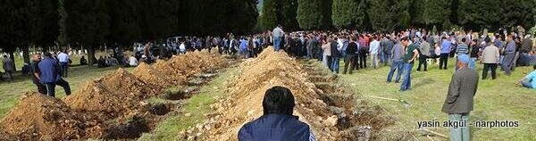 soma'da hayatını kaybeden işçilerin anısına...