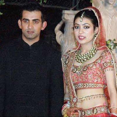 Gautam Gambhir Wedding Photos