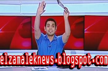 كريم شحاتة الإعلامي الرياضي