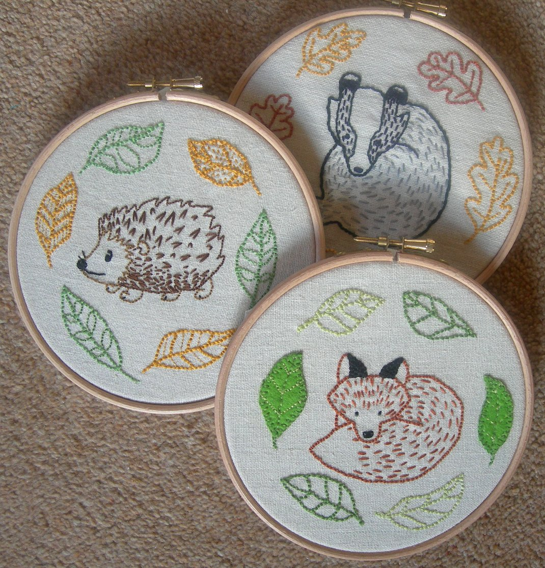 Image result for cute embroidery workshop