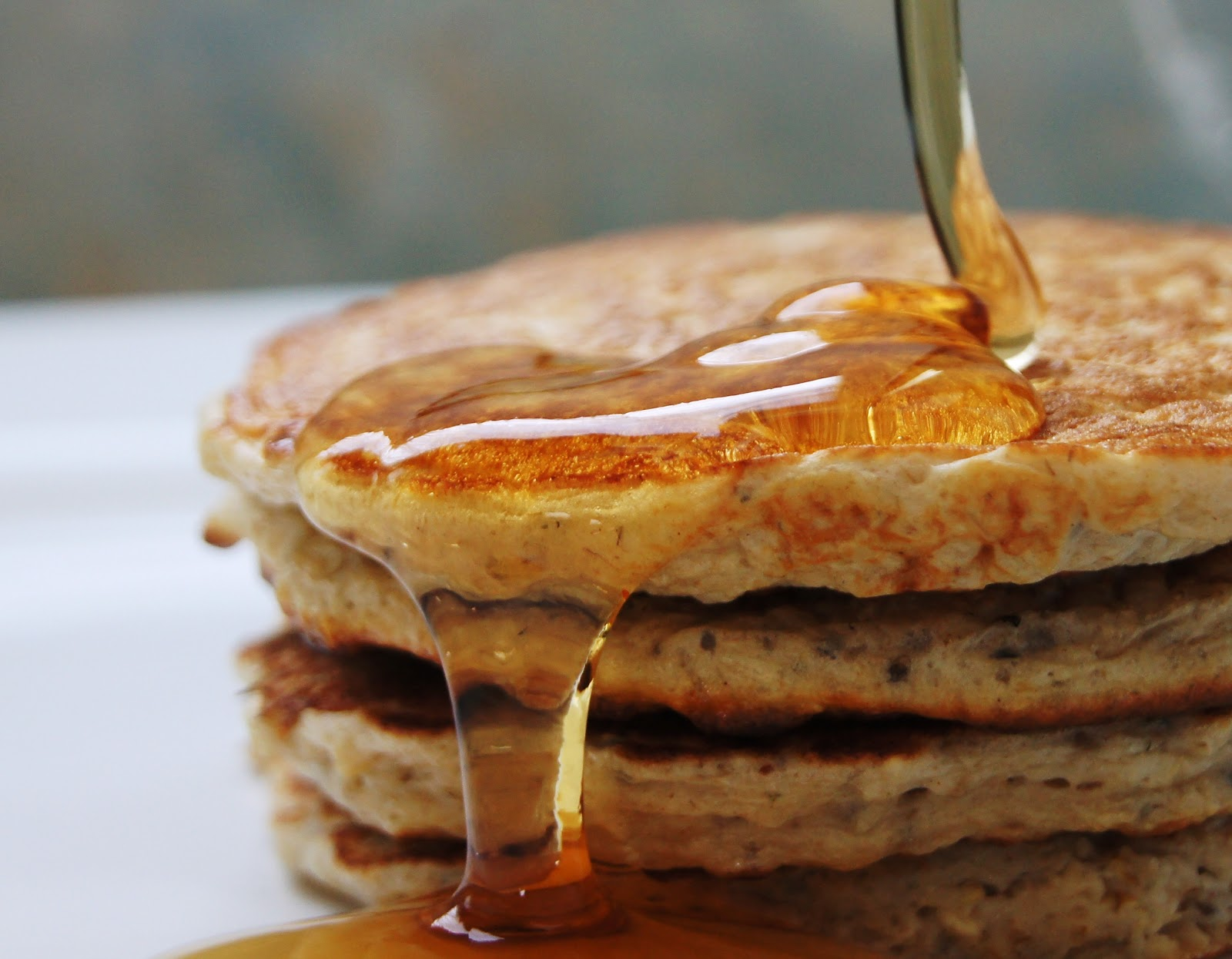 Eating Well While Gluten Free Protein Pancakes