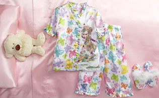 MyHabit: Up to 60% off Fancy Nancy - Soft nightgowns and PJ sets make bedtime instantly more luxurious, while playful tulle skirts and dresses with ribbons will have her spinning and twirling around the house