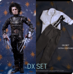 "1/6 ""Lonely Boy"" DX SET OPTION C"