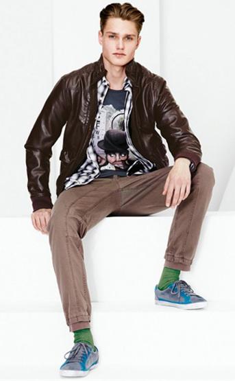 chaquetas piel hombre 2011 2012