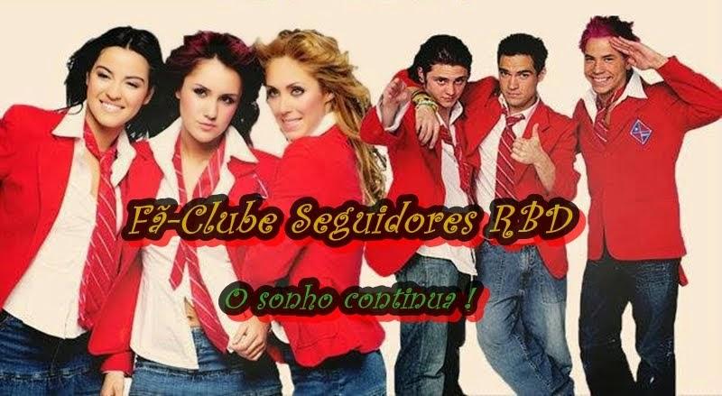 Fã-Clube Seguidores RBD - BR