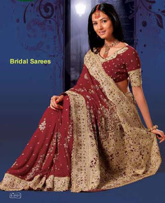 Indian Bridal Saree