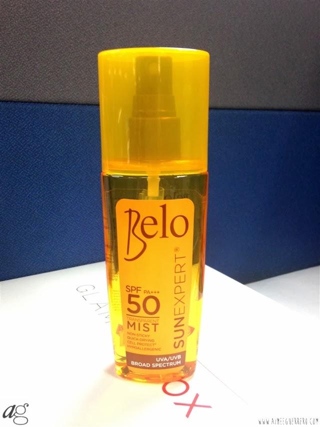 BELO SUNEXPERT Transparent Mist SPF 50