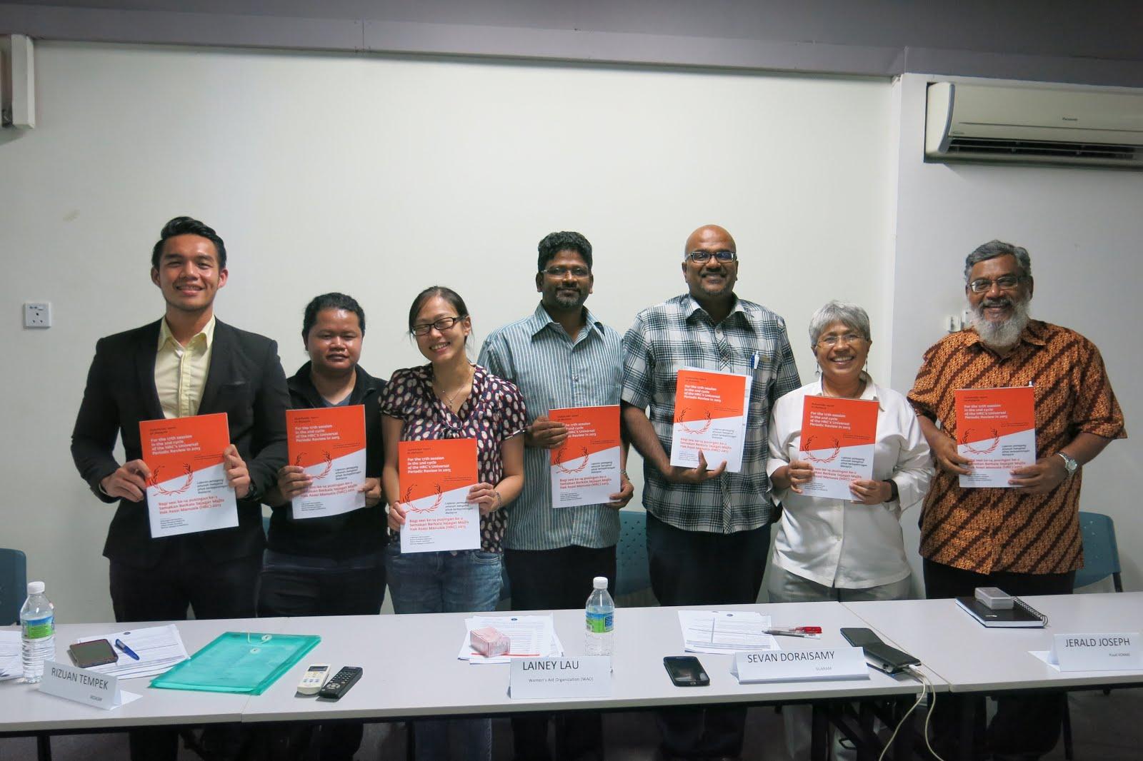 CSOs & UPR Malaysia
