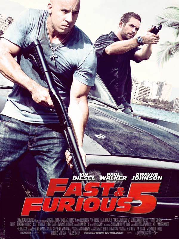 Fast and Furious 5 VF
