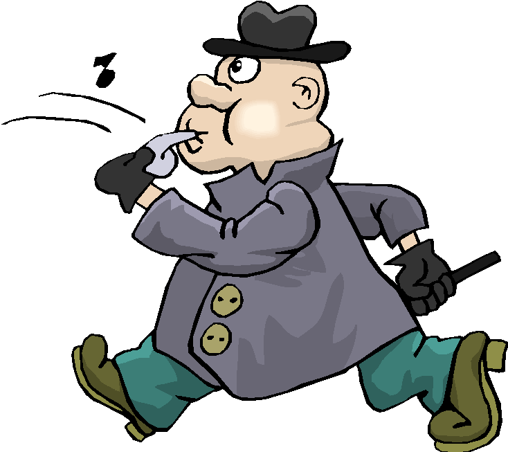 Police Inspector Free Clipart