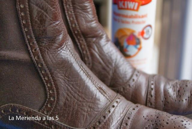 La Merienda a las 5. Impermeabilizante Kiwi