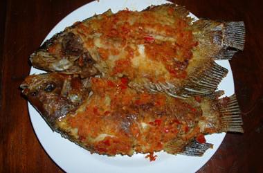 Ikan Bakar Lombok