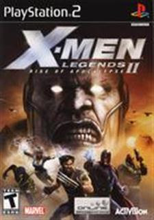 X Men Legends II: Rise Of Apocalypse   PS2