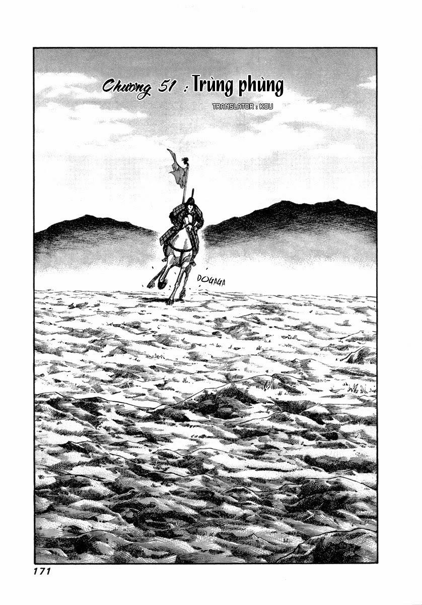 Kingdom - Vương Giả Thiên Hạ Chapter 51 page 1 - IZTruyenTranh.com