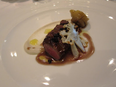 Squab at Le Papillon