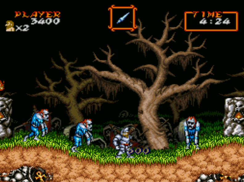 super ghouls and ghosts snes rom download
