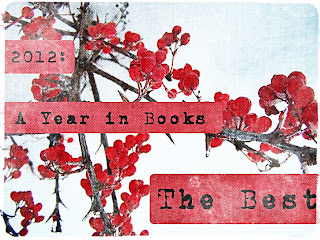 2012: A year in Books | The Best