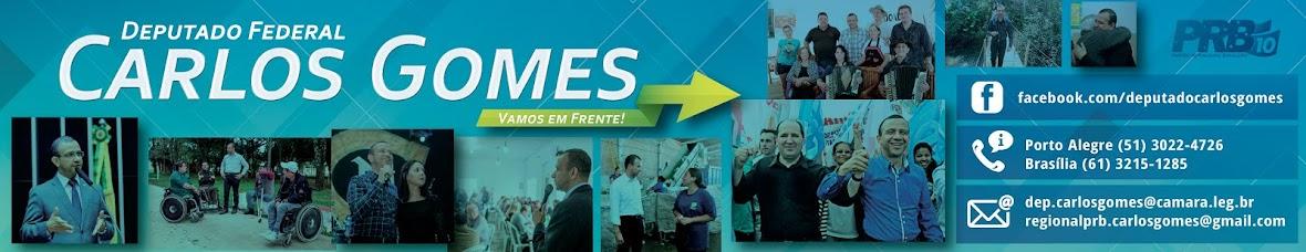 Deputado Carlos Gomes