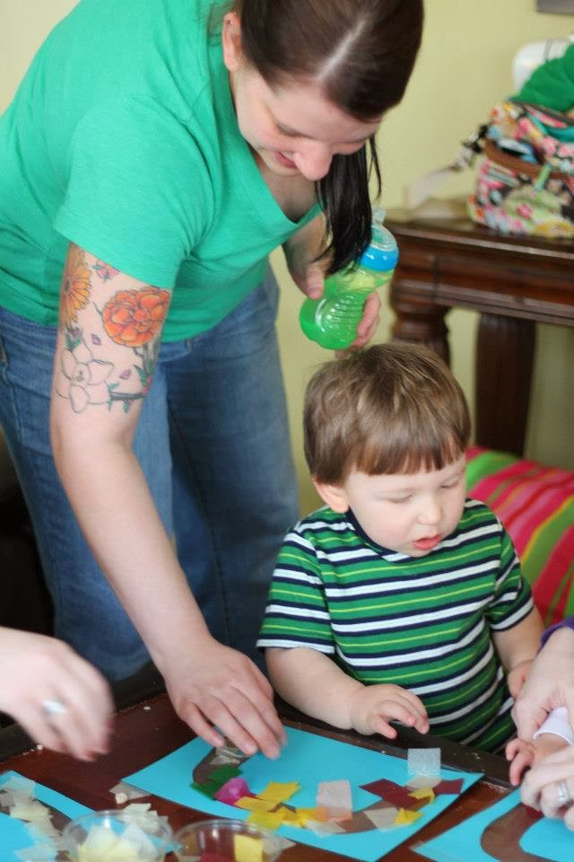 St. Patty's Projects for Kids