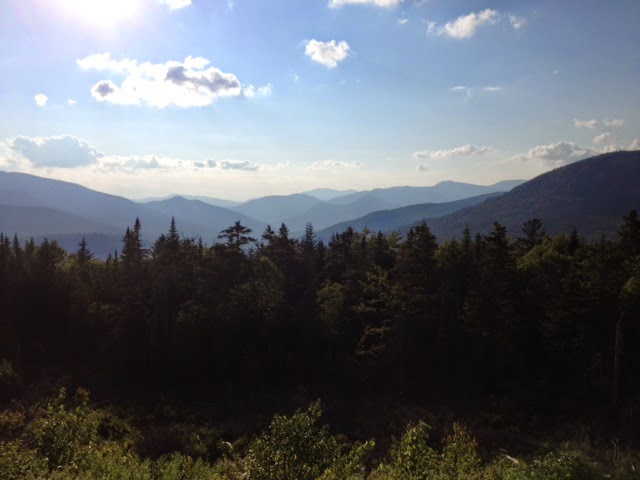 white mountains new hampshire beautiful views