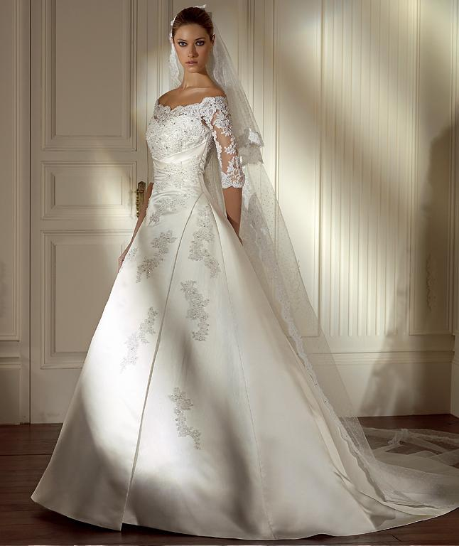 photos of wedding dresses
