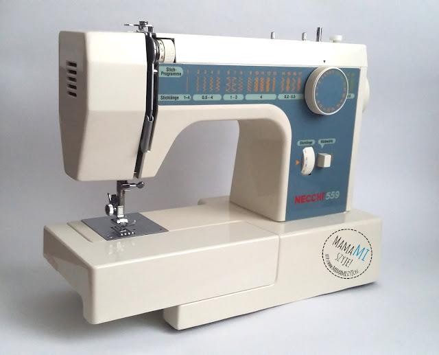 maszyna do szycia necchi, 559, mamami szyje, jaką maszynę kupić, wady i zalety, opinia, co powinna mieć maszyna