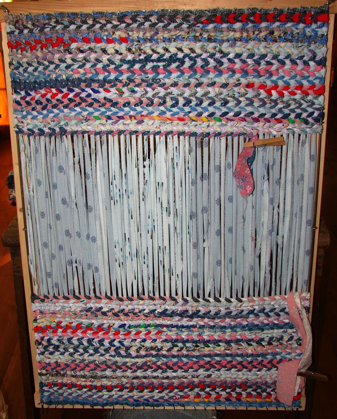 Our Old Country Store: Rag Rug Looms