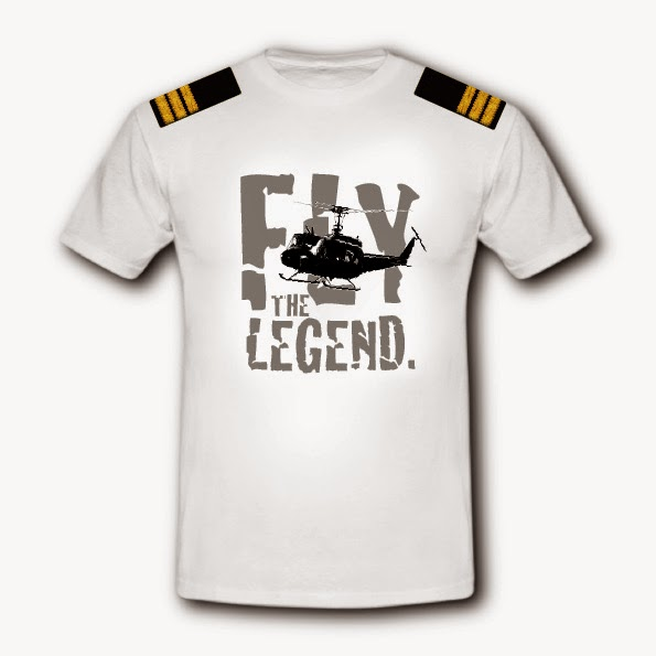 Fly the legend.