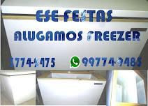 Aluguel de Freezer em Sete Lagoas