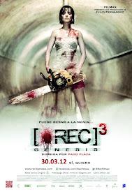 Rec 3 Genesis 2012 HD 720p [MEGA] [LATINO] Online