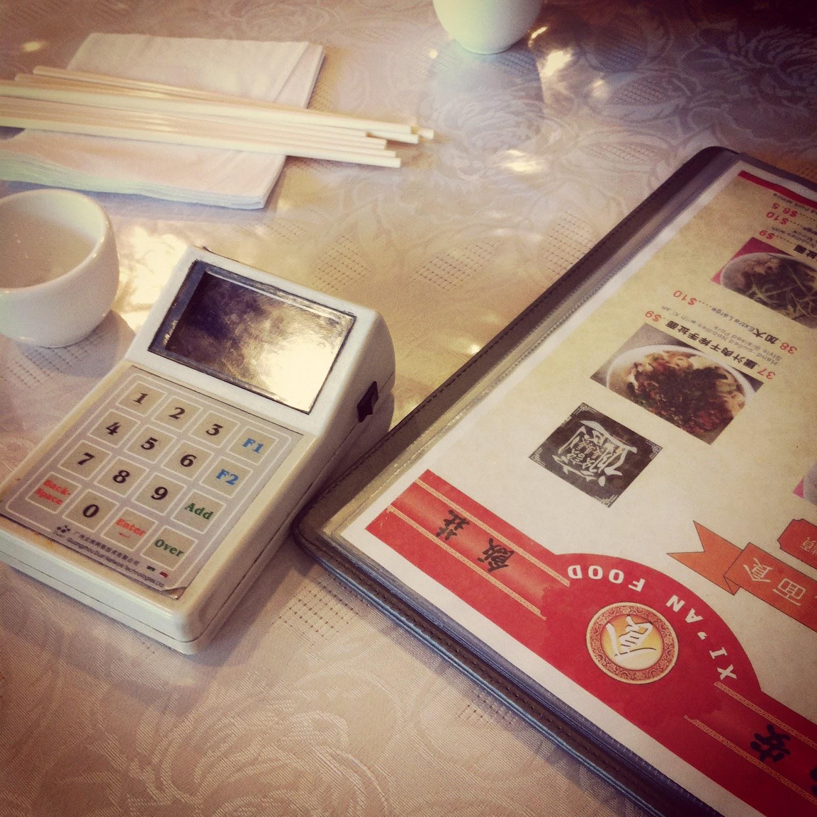 Gusty gourmet auckland eats for Xi an food bar auckland