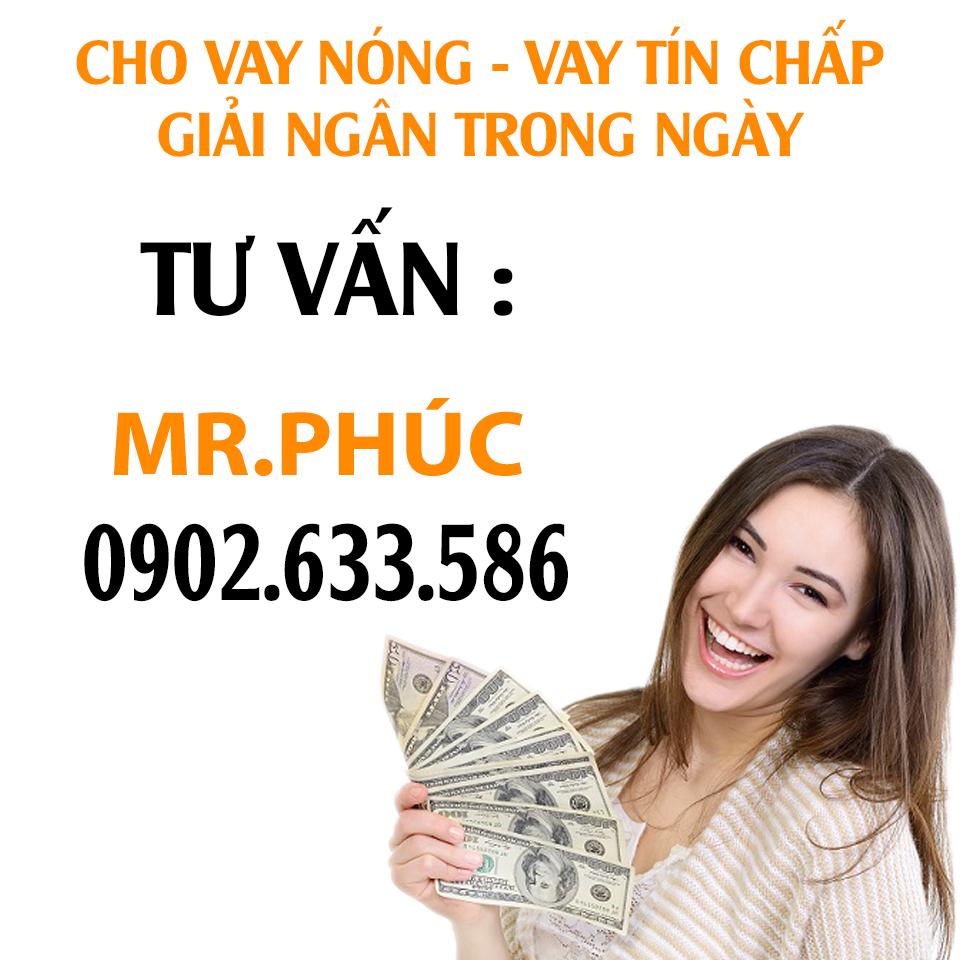 Giải pháp vay tiền nóng, vay tín chấp, vay tiền nhanh cho doanh nghiệp tại TP.HCM