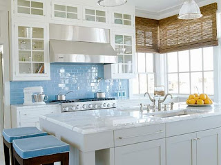 American White Kitchen Cabinets