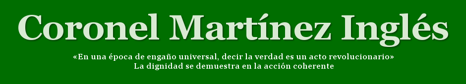 Coronel Martínez Inglés
