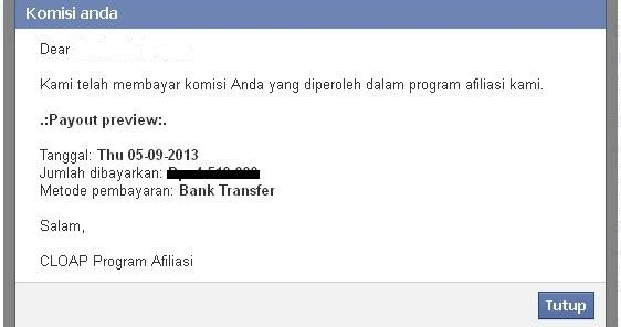 Cari Uang Lewat Facebook tanpa Modal | Cari Uang Lewat ...