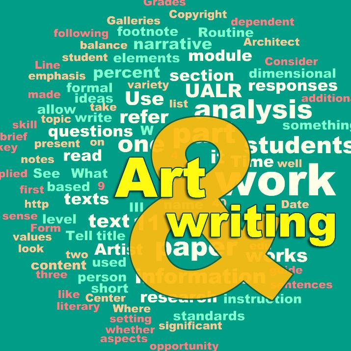 analyzing artwork essay