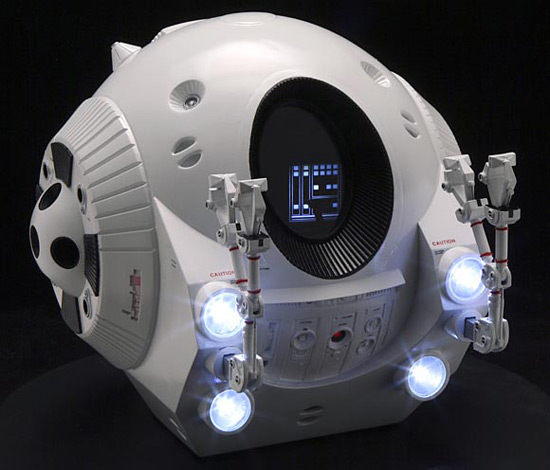 spacecraft pod -#main