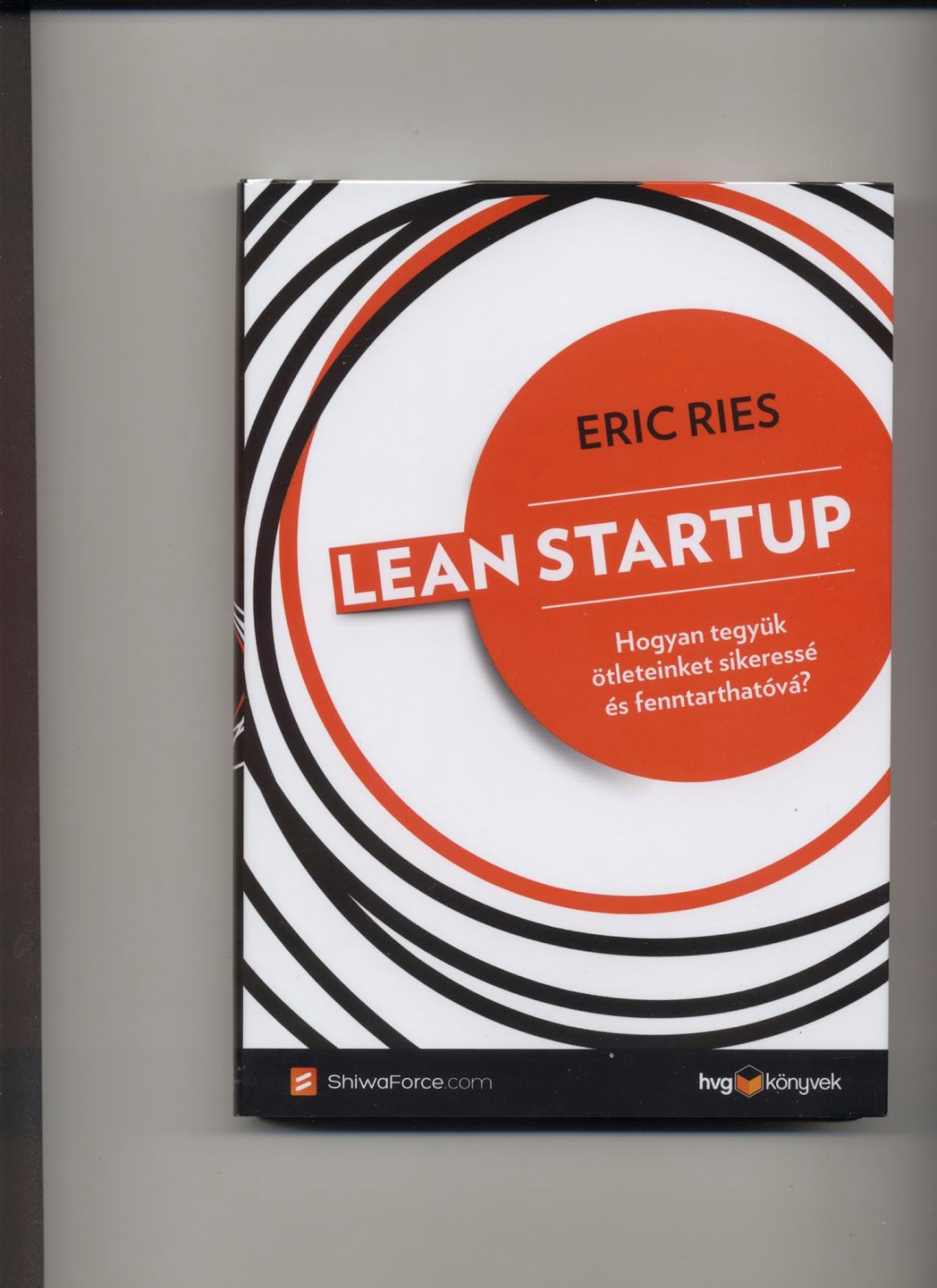 pdf the lean start up by eric ries