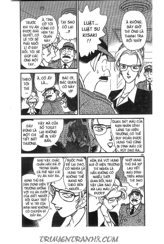 TruyenHay.Com - Ảnh 9 - Conan (TT8 remake) Chương 106
