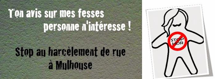 Stop au harcèlement dans l'espace public à Mulhouse