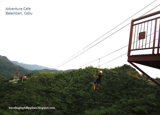 Balamban Philippines  city pictures gallery : ... Cafe Ziplining : Balamban, Cebu | Traveling In The Philippines